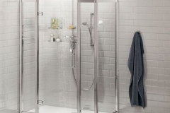 Burlington Bathrooms Large Shower Enclosure